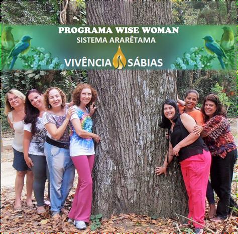 Relato da Vivência: Curso Sábias - Programa Wise Woman