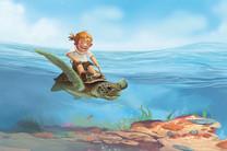 Alex et la tortue