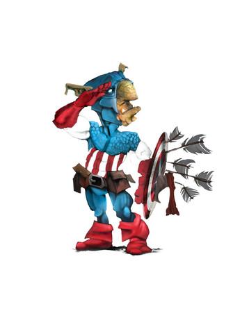 captainamerica-gobelin-artwork-jeanbrisset-illustrateur