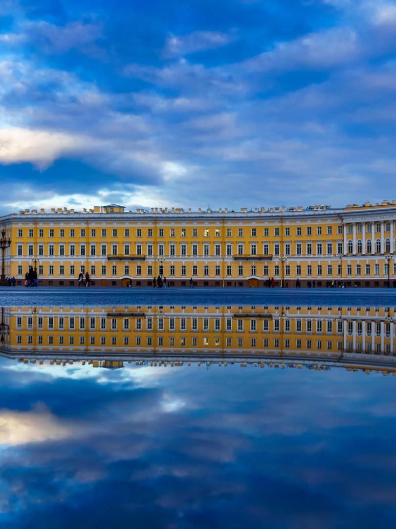 Tour to St.Petersburg