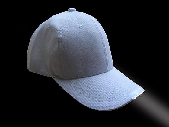 Foresight-LED Illuminating Cap - WHITE