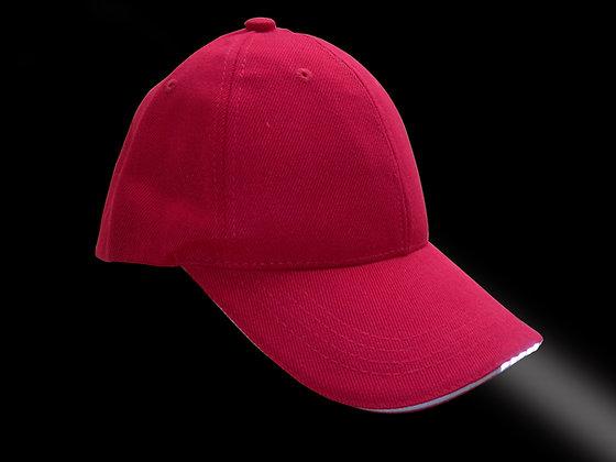Foresight-LED Illuminating Cap - RED