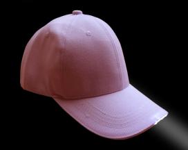 Foresight-LED Illuminating Cap - PINK