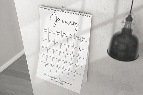 2020 Calendars - Set of three