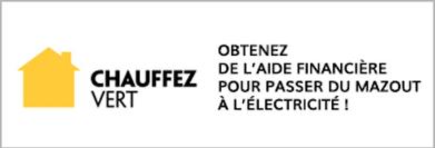 Chauffez Vert formulaire subventions