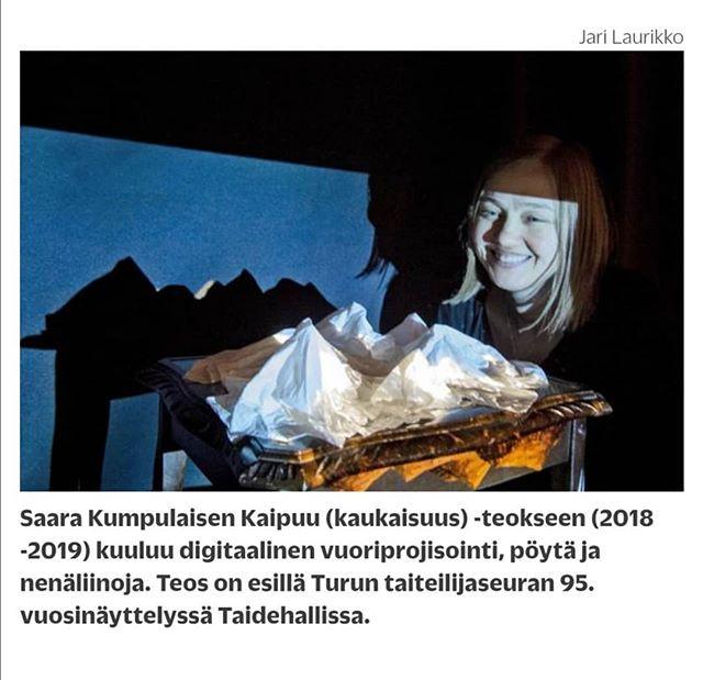 Turun Sanomat 27.11.2019
