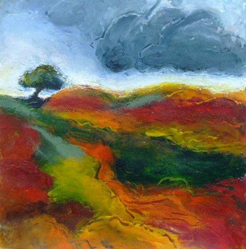 Cards from Ireland – Lone Tree, Co. Mayo