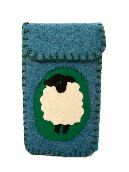 Dolly Rockers Felt Glasses Case 002