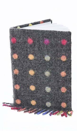 Liz Courtie Handmade Journal – Dots