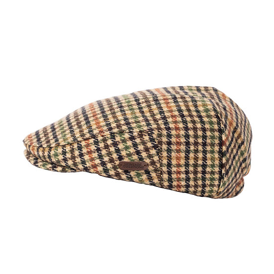 Heritage Traditions Men's Classic Tweed Flat Cap