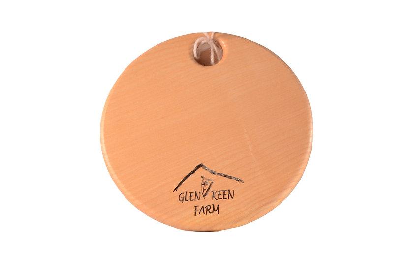 Glen Keen Farm Wood Cutting Board