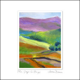 Cards from Ireland – The Gap, Co. Mayo
