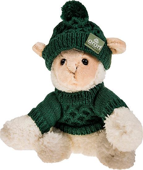 Aran Merino Sheep Soft Toy