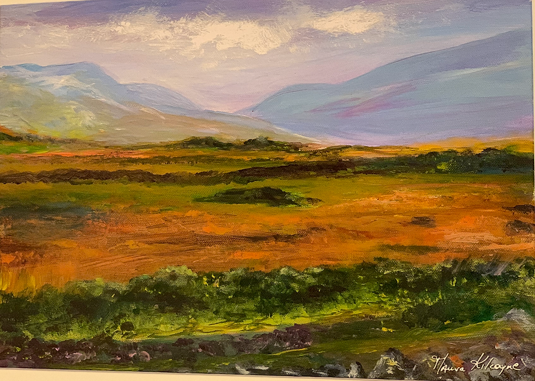 Maura Kilcoyne - 'Glen Keen Landscape'