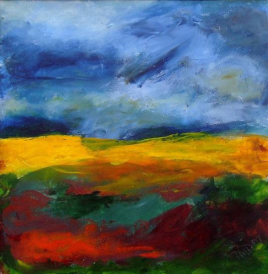 Cards from Ireland – Storms Over Mayo