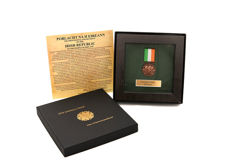 1916 Irish Centenary Medal