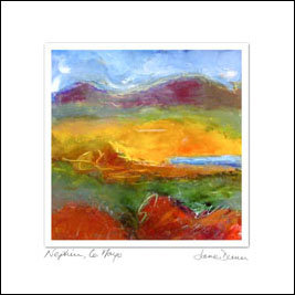 Cards from Ireland – Nephin, Co. Mayo