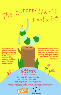 Poster design by Kate Humphreys