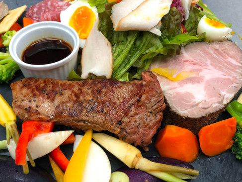 【期間限定】肉400g★コリーダ特製タパス盛り合わせ2h飲み放題4,000円コース