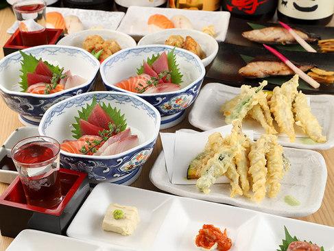 ★期間限定★若鮎塩焼き大皿盛りコース 120分飲み放題付4,000円