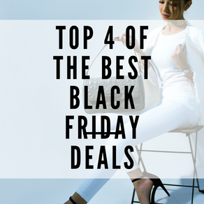 4 of the BEST Black Friday Deals