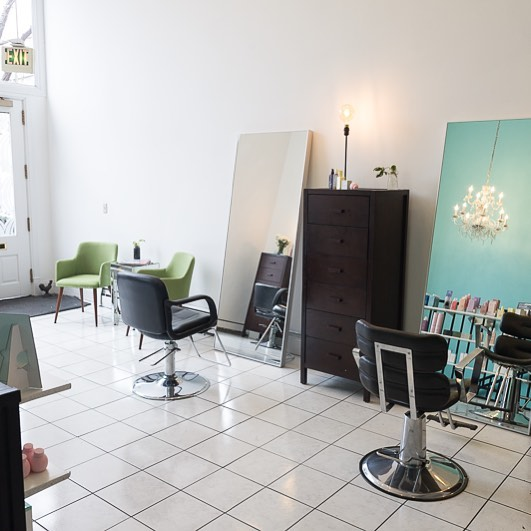 #salon #wherethemagichappens