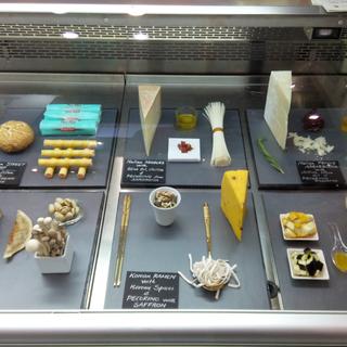 Presentating Cheese through Gastronomy, Seoul, 2015
