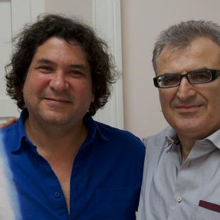 With Gaston Acurio, Lima, 2014