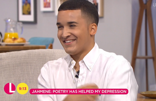 Metro - Jahmene Douglas praised by viewers for opening up about mental health