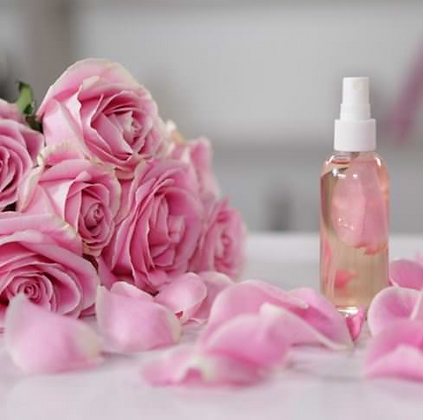 ROSE WATER FACIAL SPRITZER - 4 oz.