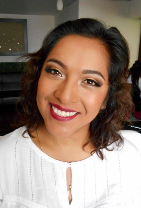 Maquillaje para graduación