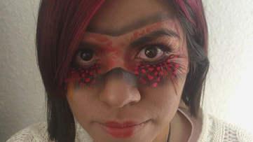 Maquillaj profesional para sesiones fotográficas DF