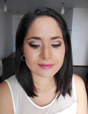 Maquillaje profesional para graduación