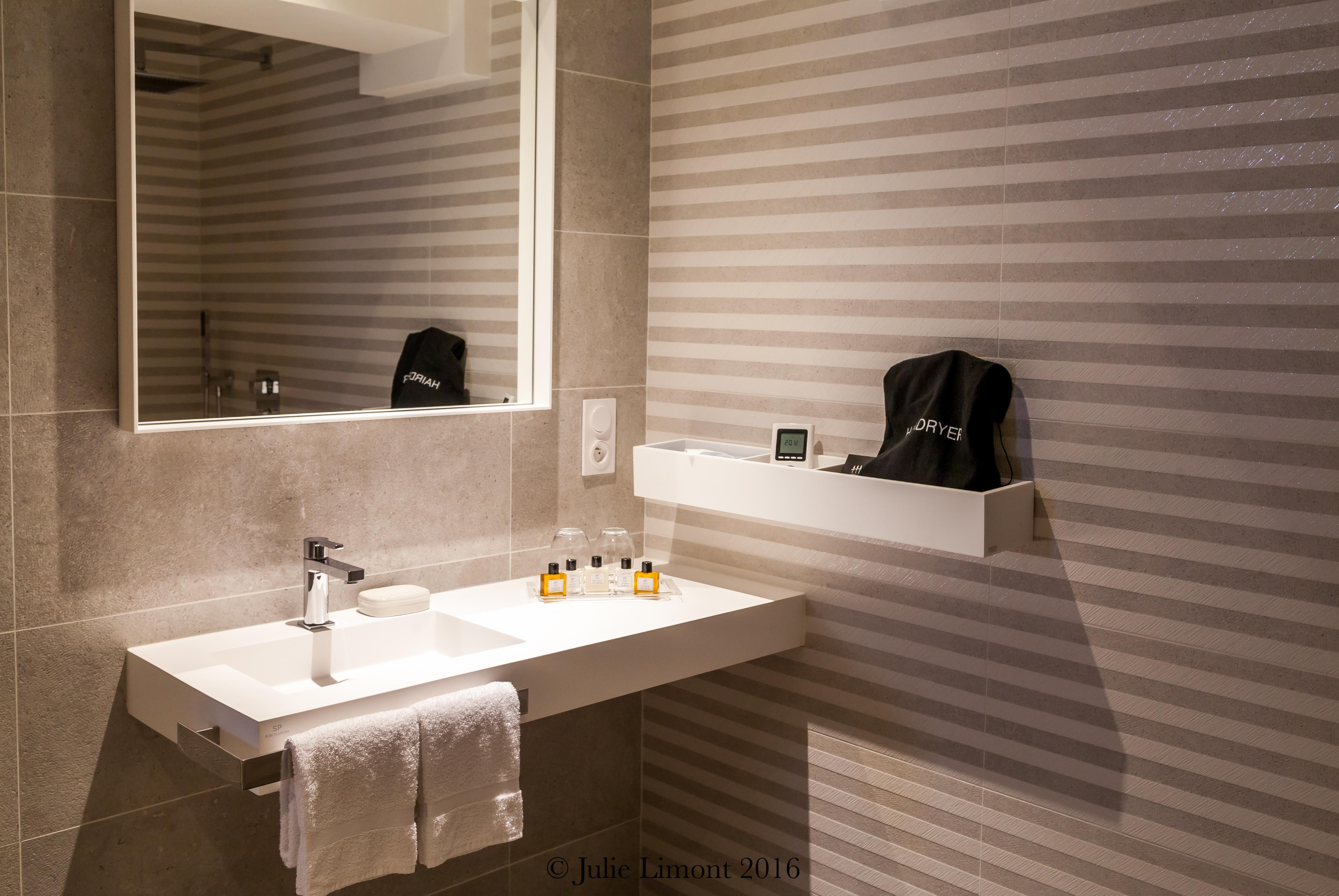 Salle de bain cocoon