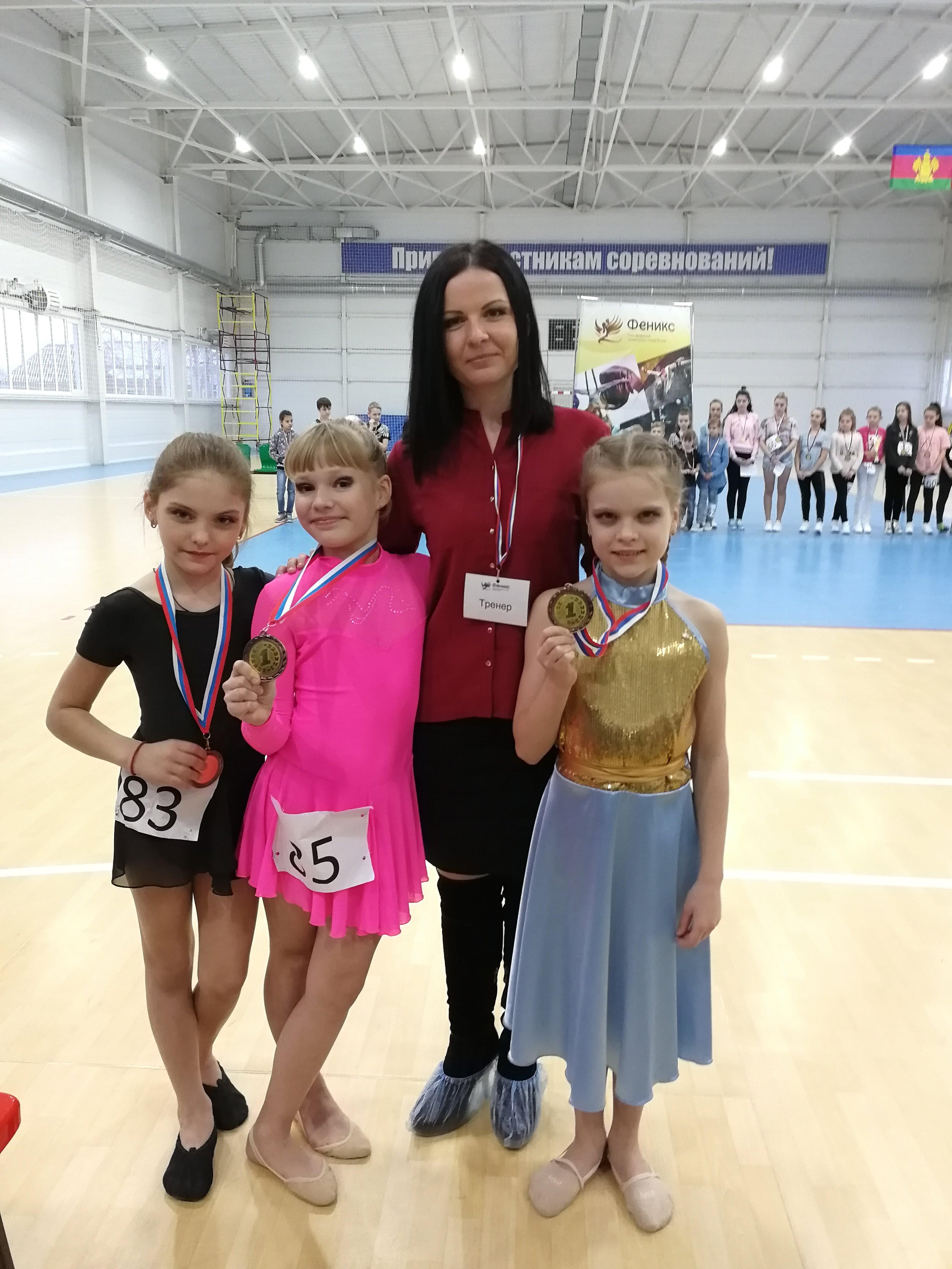 Соревнования по танцам