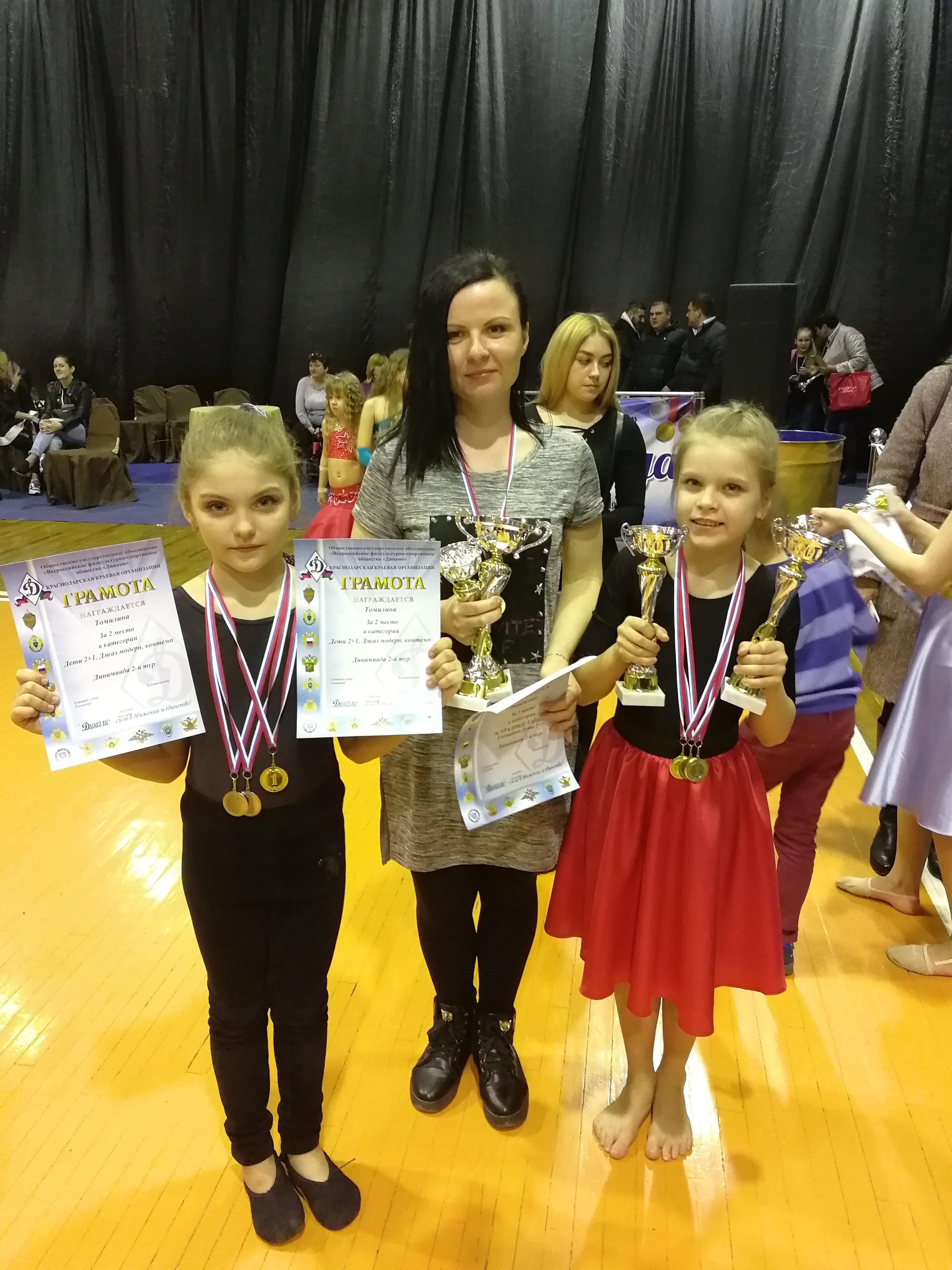 Занятия танцами Краснодар