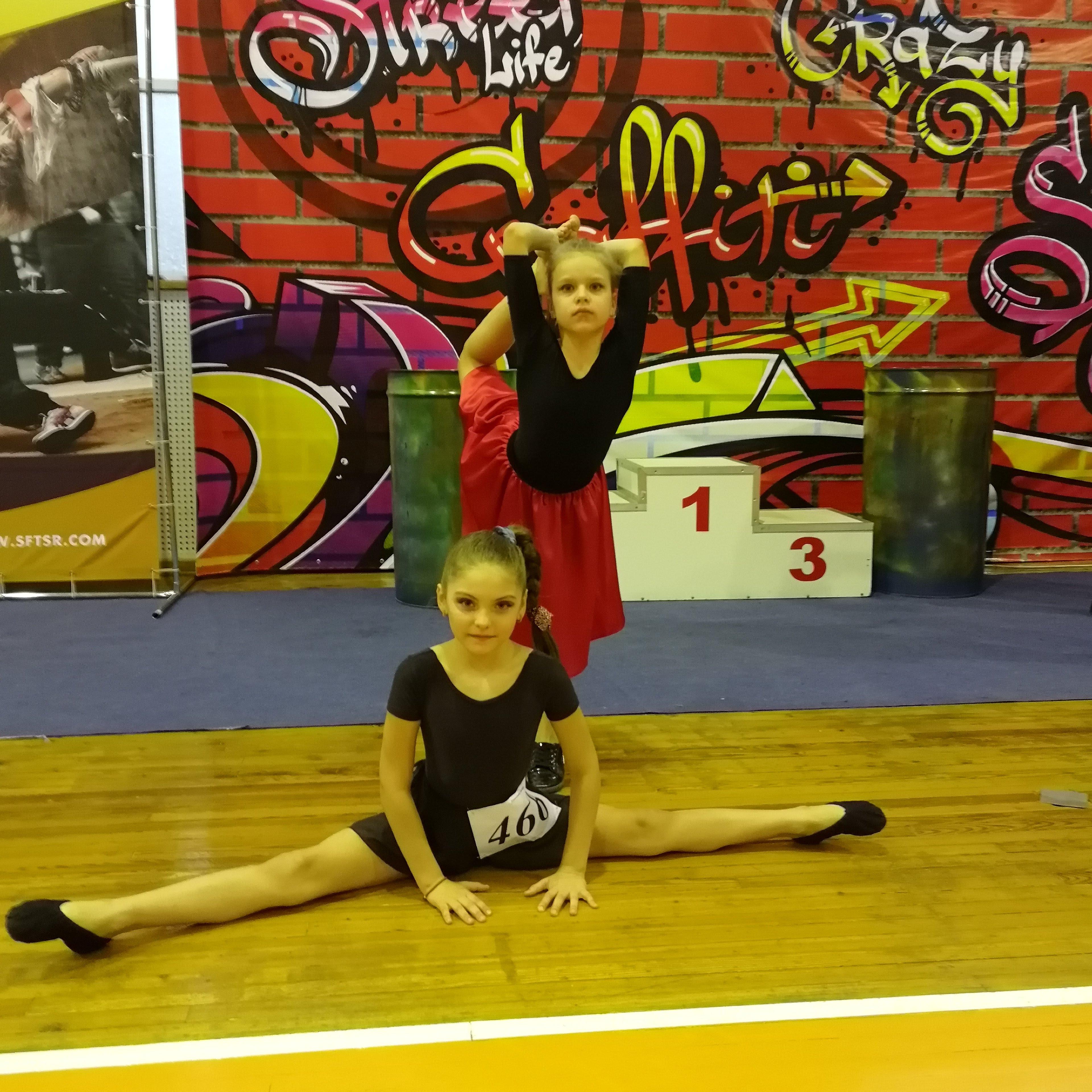 Занятия танцами в Краснодаре