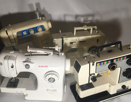Why all of these sewing machines?