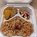 Nasi Goreng with Yellow Tofu (VG)