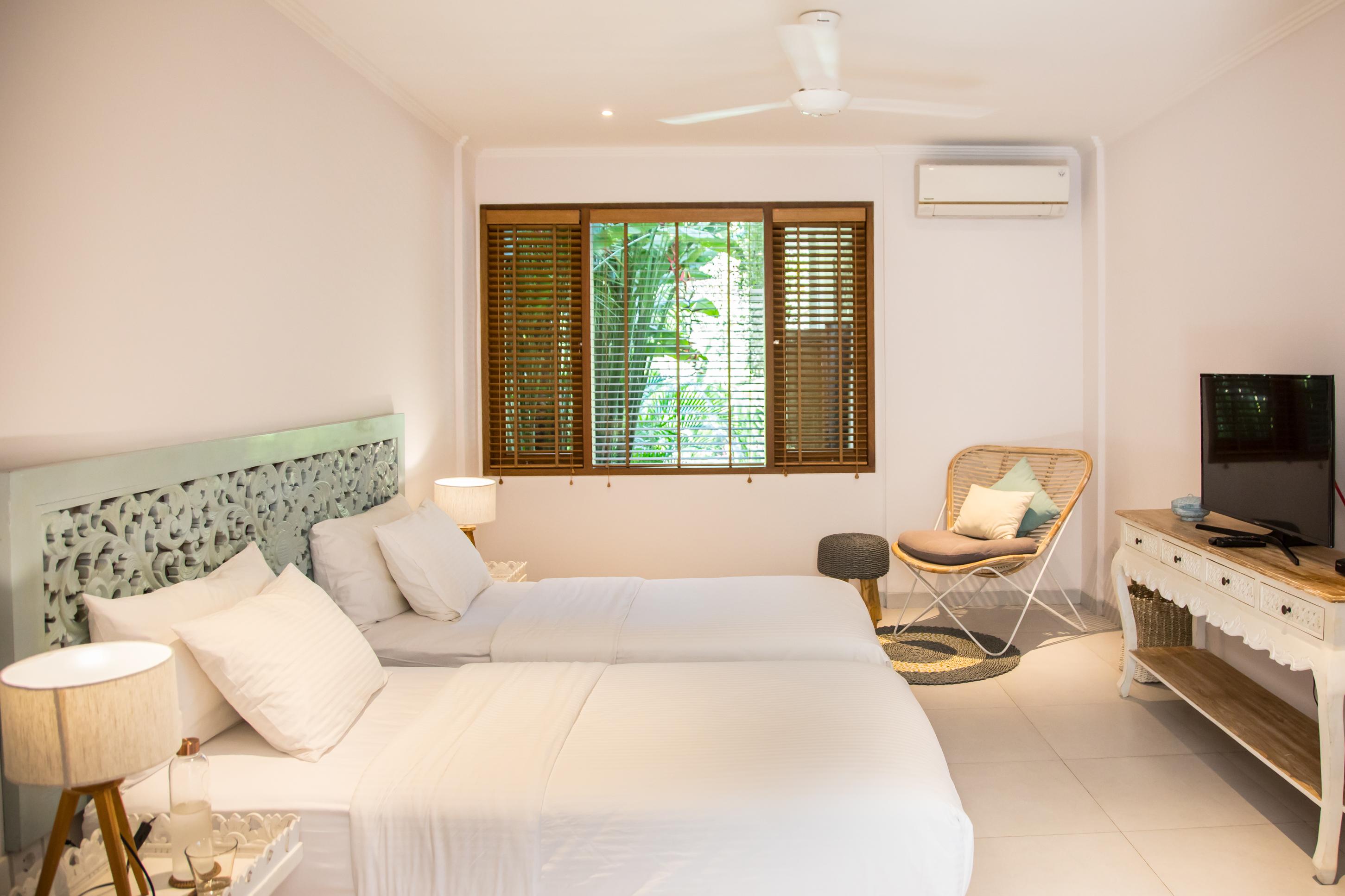 Garden Level Bedroom