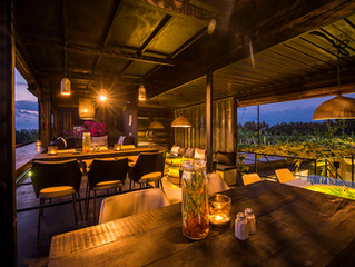 Joshua District - Cool dining in Tabanan