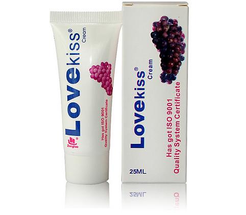 Viinamarja Libseti | LoveKiss Cream 25ml
