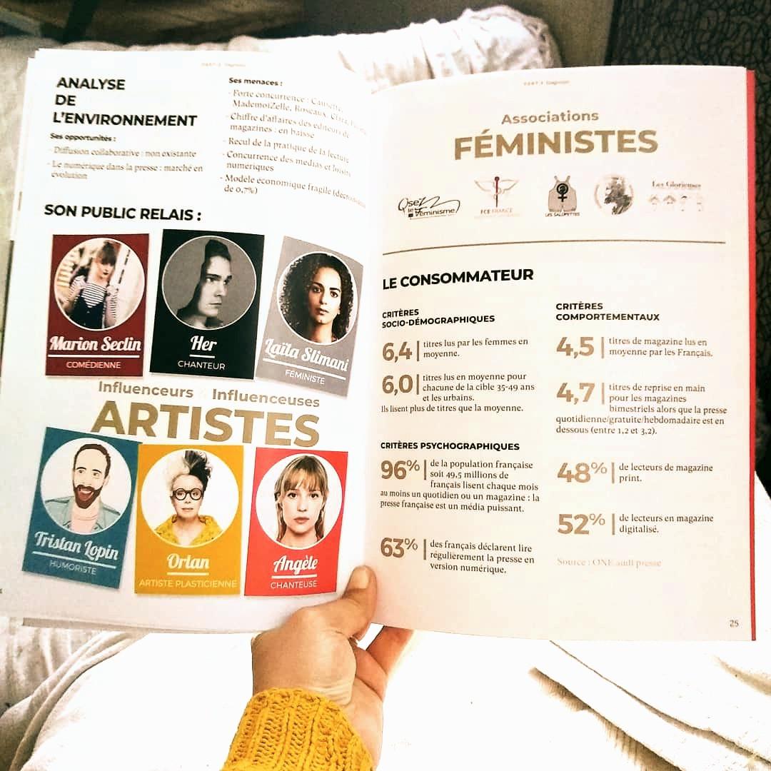 Magasine et Brochure