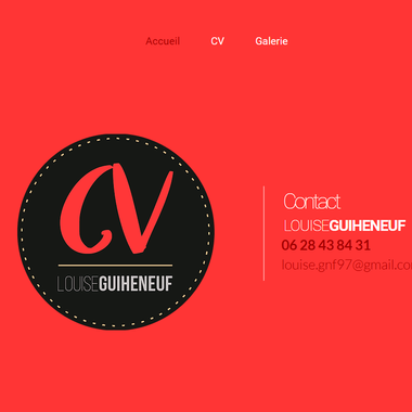 Site CV