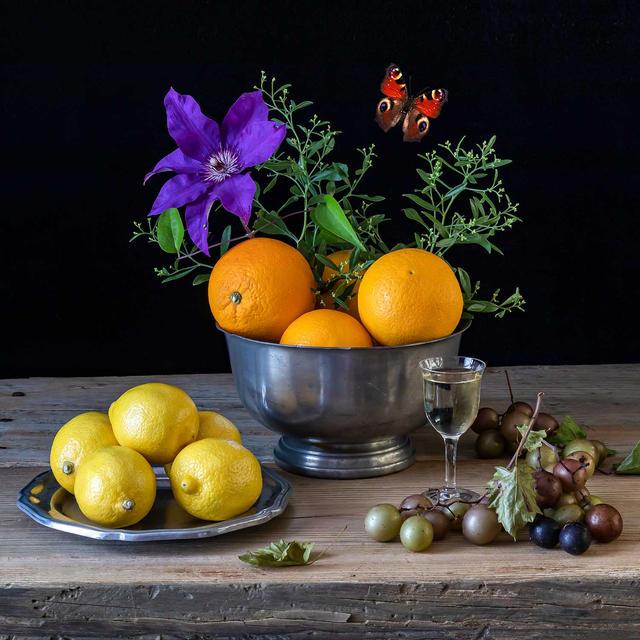 Oranges, Lemons and Grapes