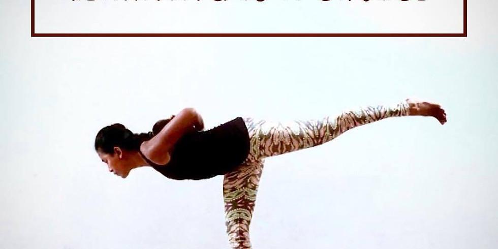 Strength - A Forrest Yoga Workshop and a taste of Bodywork Myofacial Release