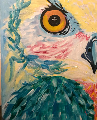 "New Acrylic on canvas 18x24"""