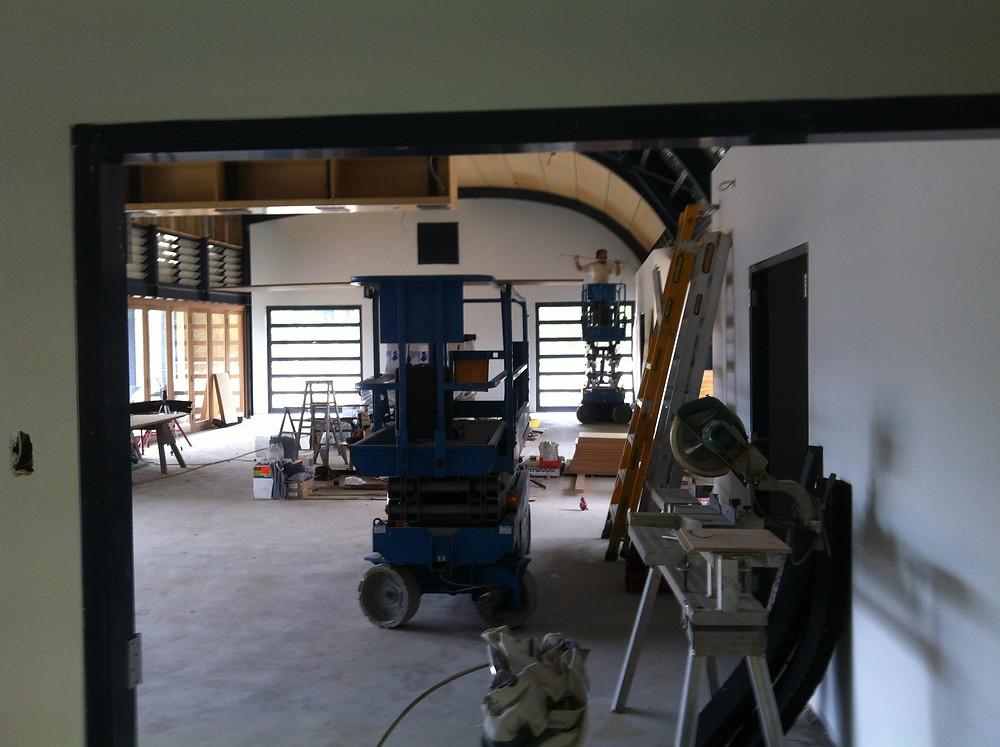 Painting interior Gold Coast School