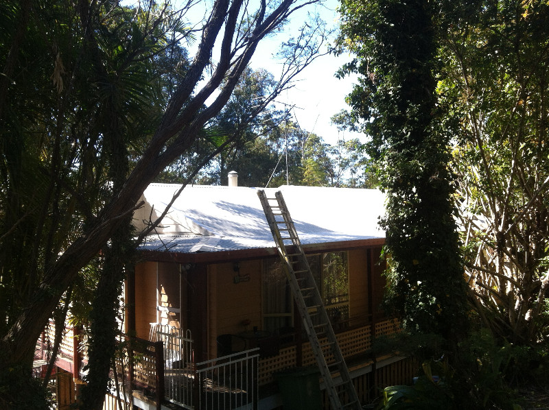 Painting house Eagle Heights