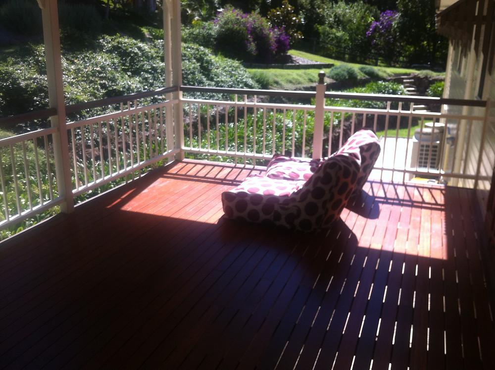 Promised land ballustrade dwd deck